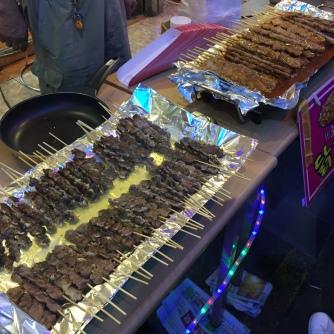 Jeonju Nambu Market food 2