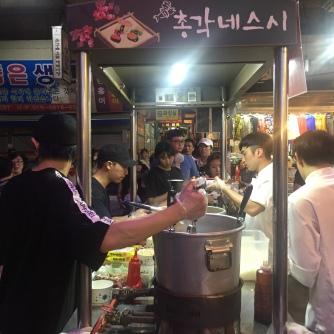 Jeonju Nambu Market Food 3