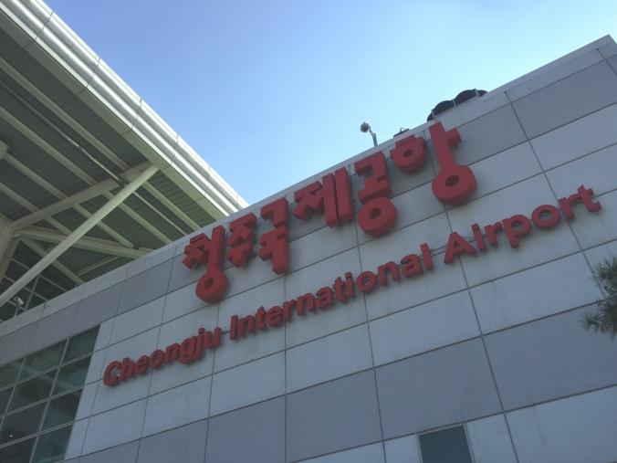 Cheongju International Airport_