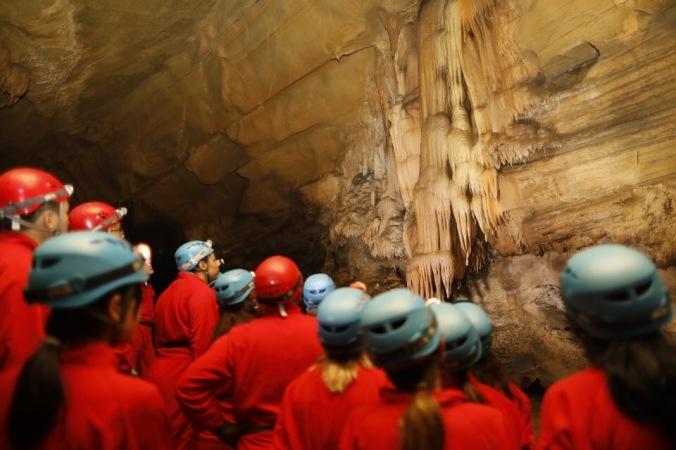 Baengnyong Cave