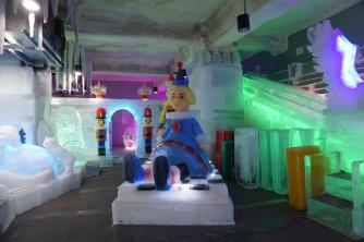 Inside Ice museum