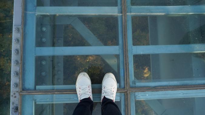 Mancheonha Skywalk