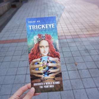 Trick Eye Museum brochure