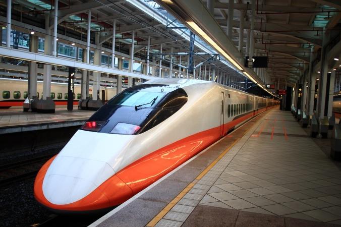 Taiwan high speed rail THSR