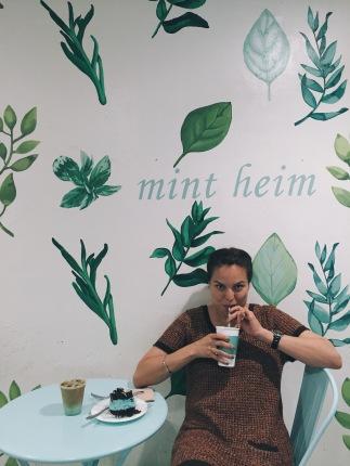 Cafe Mint Heim, Hongdae