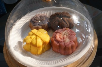 Yeosu Flower Bread