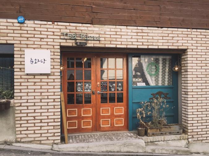 Chunhwadang Tearoom_Exterior