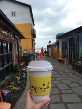 Cafe Bomnal in Jeju